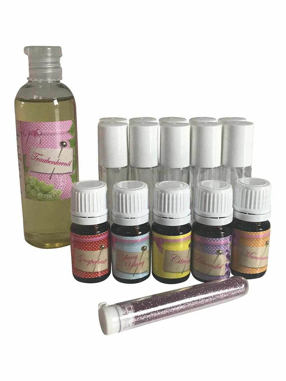 Kinderparty Parfum selber herstellen