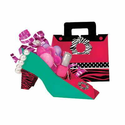 Snackbox-Geburtstagstagsparty-Beauty-Motto