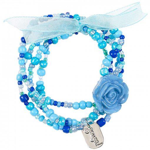 Armband meerjungfrau blau madchen