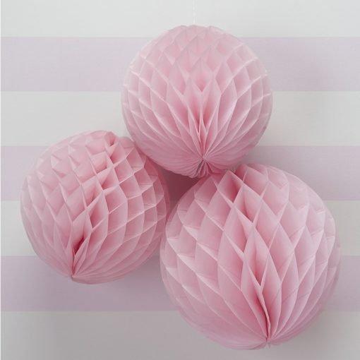 Wabenbälle honeycombs madchen kindergeburtstag