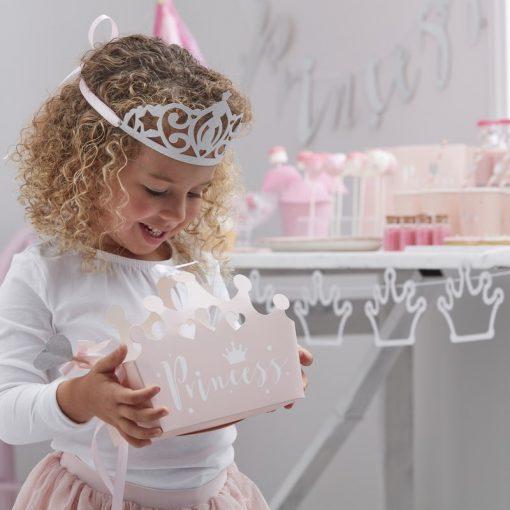 Partybox Mottoparty Geburtstag Prinzessin