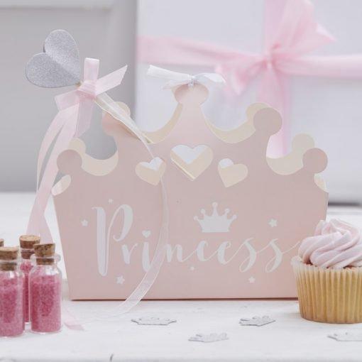 Prinzessin Partybox Motto Geburtstag
