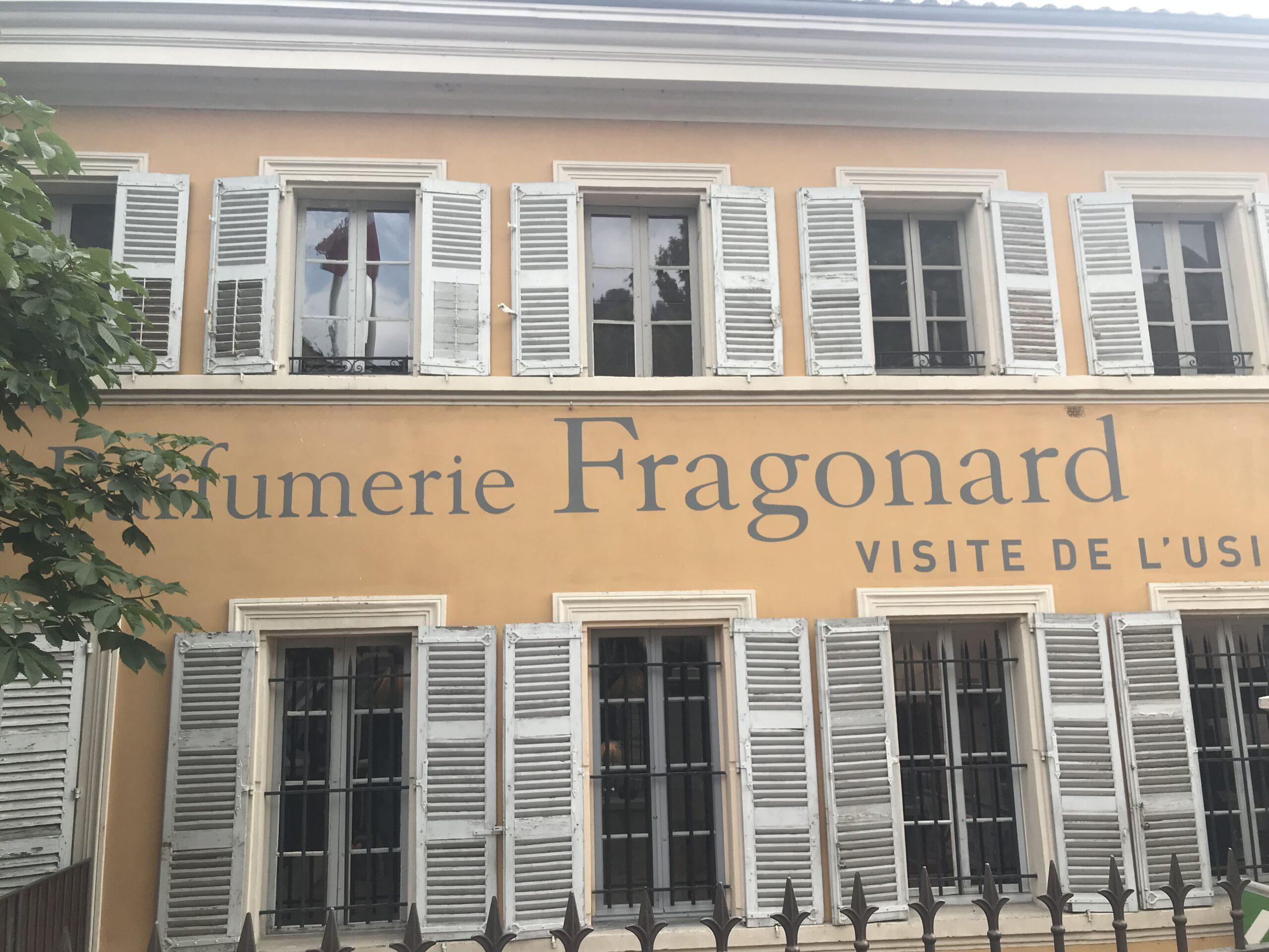 Duftmuseum In Grasse